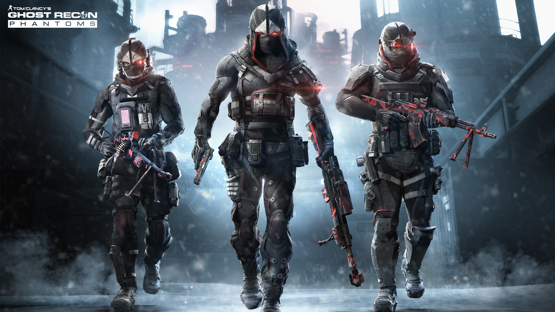 Ghost recon phantoms launches new trailer read more the infinite pack
