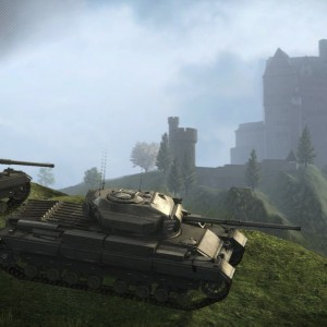 28 French tanks added to World of Tanks: Xbox 360