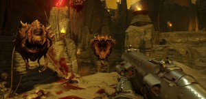 DOOM multiplayer modes and new trailer