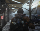 The Division website localised to Arabic
