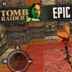 Tomb Raider 2 out on iOS