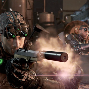 Splinter Cell: Blacklist co-op trailer revealed