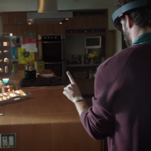 Microsoft reveal new XBO tech, including VR