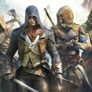 Assassin's Creed Unity coop mode is four years in the making