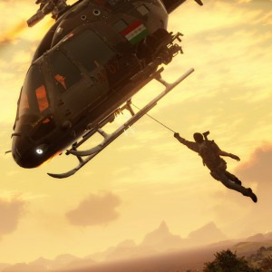 Just Cause 3 localised in Arabic