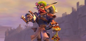 Jak and Daxter Trilogy hitting PS Vita
