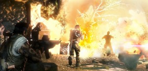 Army of Two: The Devil's Cartel encourages 'cooptition'