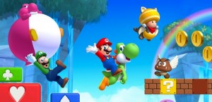 New Super Mario Bros. U gets launch trailer