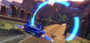 Preview - Sonic & All-Stars Racing Transformed