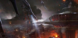 Mass Effect 4 gets teaser images