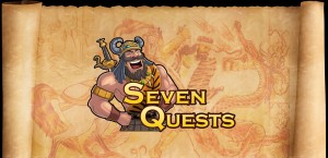 Exclusive Art work from Seven Quests