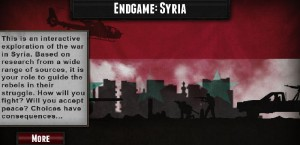 Endgame Syria designer denies game is propaganda