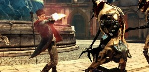 Capcom slashes DmC Devil May Cry target