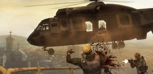 Army of Two: The Devil's Cartel gets new trailer