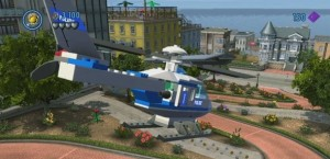 Lego City Undercover gets new trailer