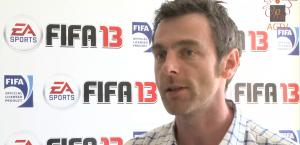 David Rutter talks FIFA 13