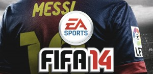 FIFA 14 box art is Messi