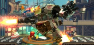 First PlayStation All-Stars Battle Royale DLC detailed