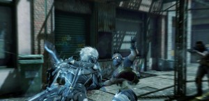 Metal Gear Rising trailer shows off gameplay