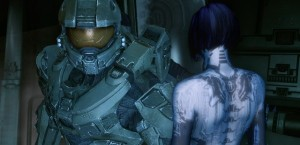 Halo 4 trailer during England vs. France EURO game