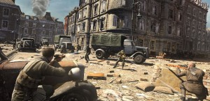 Sniper Elite dev Rebellion happy with new consoles