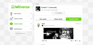 Miiverse available on PC and smartphones
