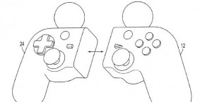 Sony patents DualShock/Move controller