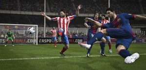 Next-gen advantages for FIFA 14 explained