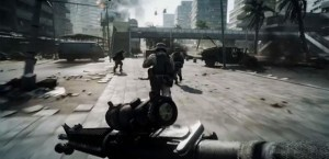 Battlefield 4 to be set in modern day