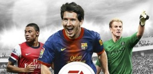 FIFA 13 UK cover stars revealed