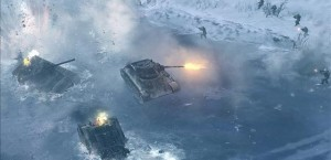 Company of Heroes 2 weather system detailed, screenshots