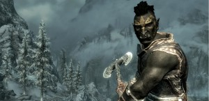 English language Skyrim Kinect voice commands today