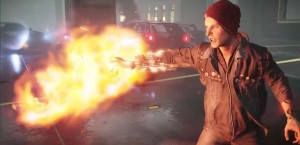inFamous: Second Son video has 8 minutes of gameplay