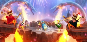 Wii U to get exclusive Rayman Legends demo