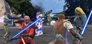 Star Wars: The Old Republic offering free trial