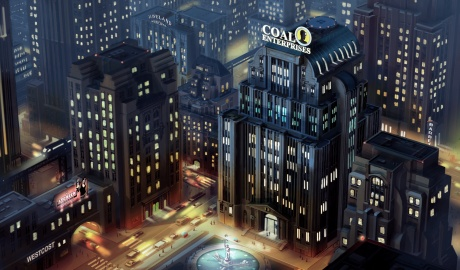 simcity_coal_hq_city_night_460