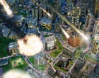 SimCity disaster screenshots