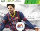 Official FIFA 14 cover revealed