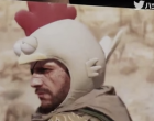 Kojima reveals chicken hat - no release date