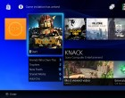 First glimpse of the PlayStation 4 user interface
